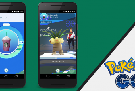 Pokemon Go Officially Partners Up With Starbucks