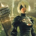 Some New Nier: Automata Gameplay From Taipei Game Show