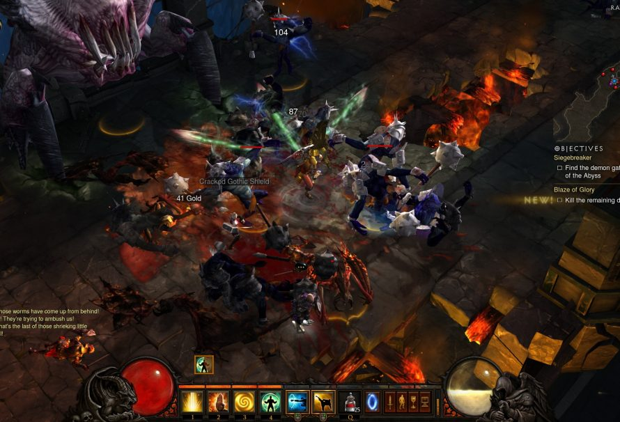 Diablo 3 1.15 Update Patch Notes Have Been Released