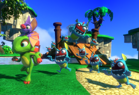 Yooka Laylee Has Finally Turned Gold As Release Date Draws Near