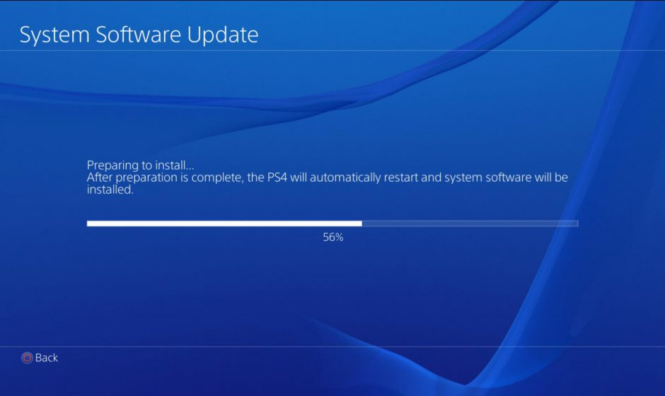 PS4 System Update 5.03 Is Now Available For You To Download
