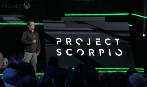 Project Scorpio Up and Running, Console Looks Right, Games Playing Great