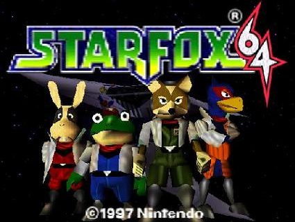 Star Fox 64 Coming To Wii U VC Tomorrow In North America