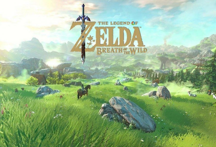 The Legend of Zelda: Breath of the Wild Wii U vs. Switch Graphics Comparison