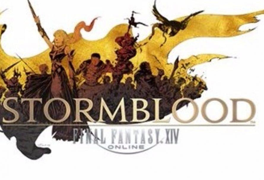 New Details and Trailer Revealed for Final Fantasy XIV Stormblood