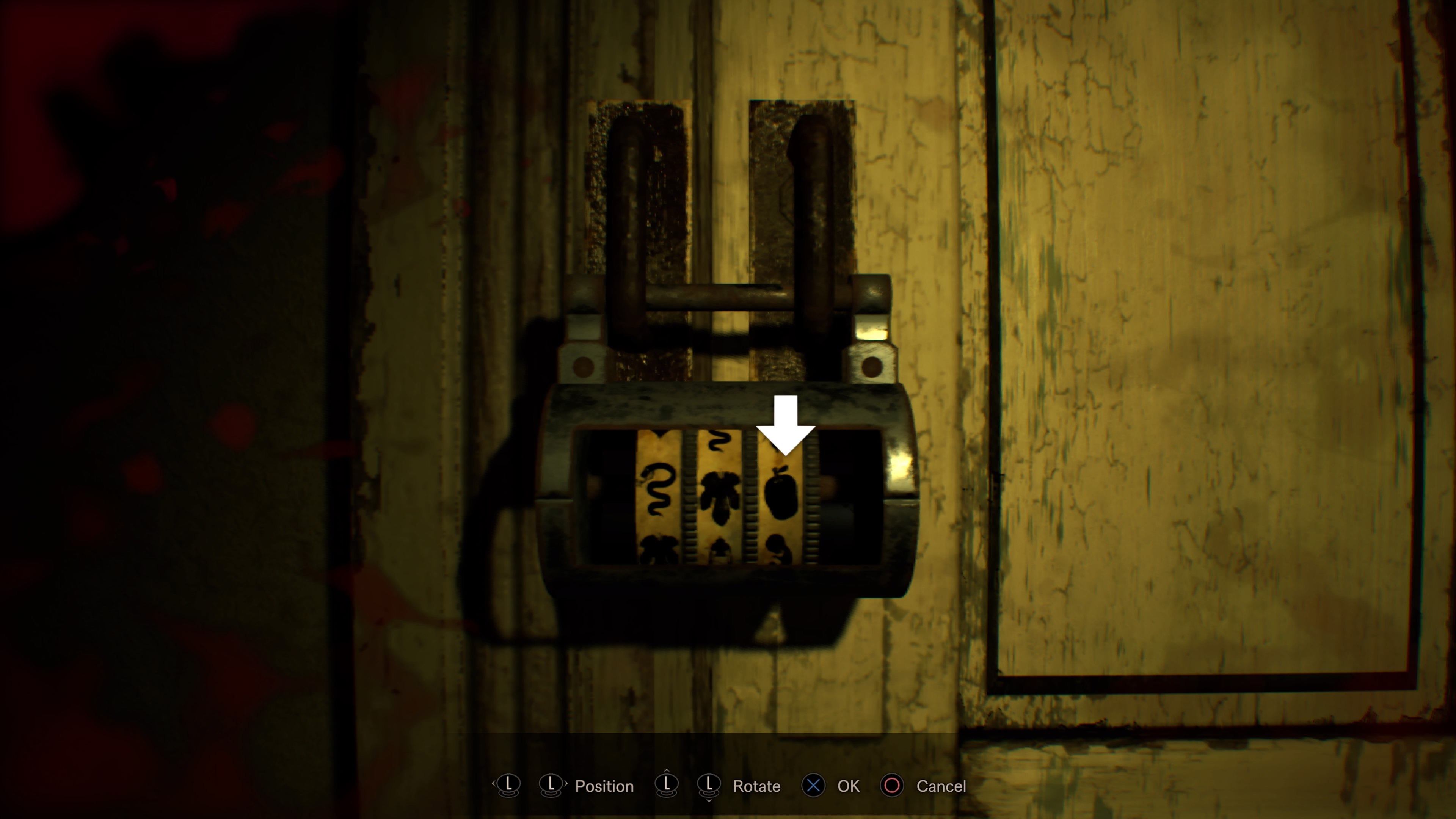 resident evil how to get to supply room