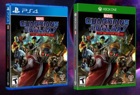 Guardians of the Galaxy Video Game Gets Release Date And New Info