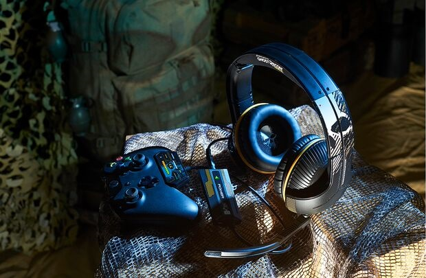 Thurstmaster's Tom Clancy's Ghost Recon: Wildlands Y-350X Headset Review