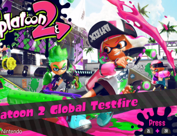 Splatoon 2 Global Testfire Impressions