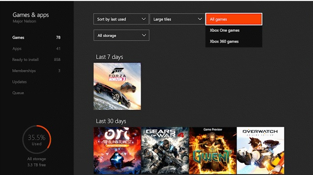 New Xbox One Update Coming To Insiders Later This Month