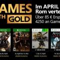 Xbox Austria Reveals Games With Gold April 2017 Lineup