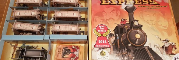 Colt Express Review – A Gem Of A Train Robbery Board Game