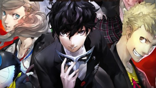 UK Game Charts: Persona 5 Debuts on Top, Series' Biggest Launch Yet
