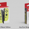 Neon Yellow Joy-Con and Battery Life Extender to Release on June 16
