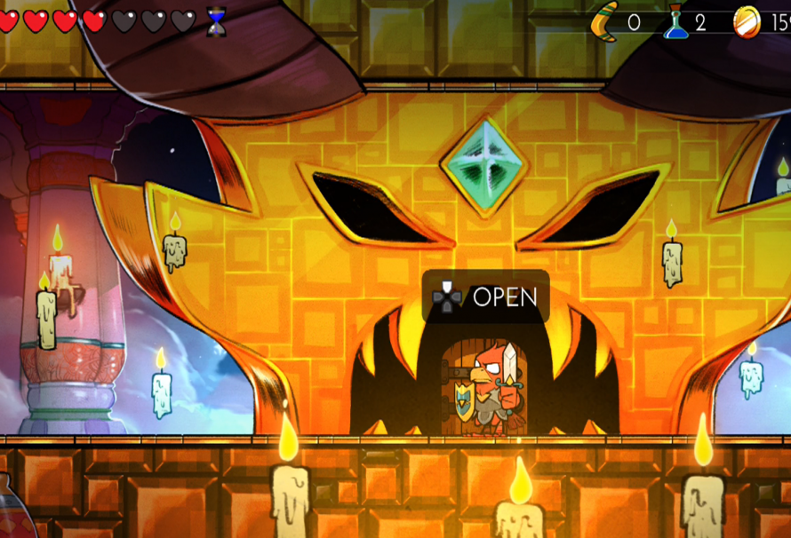 Wonder Boy: The Dragon's Trap – How to Obtain the Legendary Items