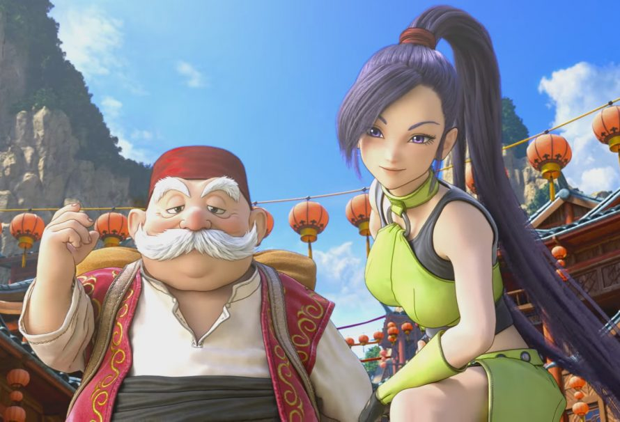 Japanese Release Date Announced For Dragon Quest 11