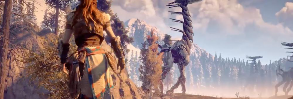 Horizon: Zero Dawn Returns To Number 1 In The UK Game Charts