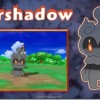 Marshadow Will Be Put Into Pokemon Sun And Moon