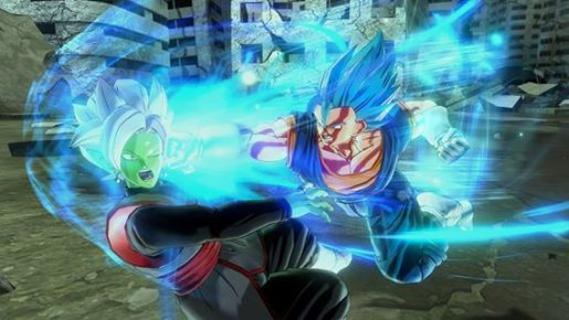 Dragon Ball Xenoverse 2 Announced for the Nintendo Switch; Releasing This Fall