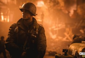 Call of Duty: WWII Stays On Top Of The UK Gaming Charts