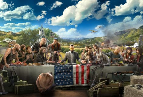 Far Cry 5 DLC Will See Players Journey Through Time, Fight Zombies & Visit Mars