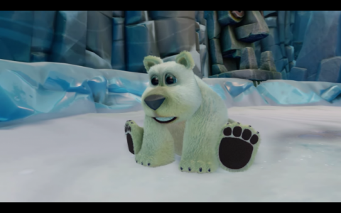Introducing The Cute Polar Bear From Crash Bandicoot N. Sane Trilogy