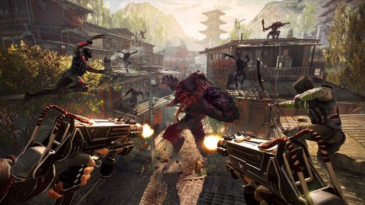 Shadow Warrior 2 Releases on May 19 for PS4, Includes Shadow Warrior