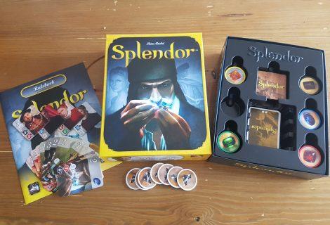 Splendor Review - Quick, Simple & Fun