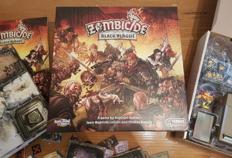 Zombicide: Black Plague Review - Exhilarating Medieval Zombie Action