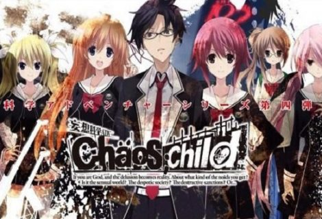 Chaos;Child Announced for Western Release