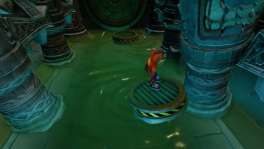 Crash Bandicoot continues to visually impress in new comparison gameplay