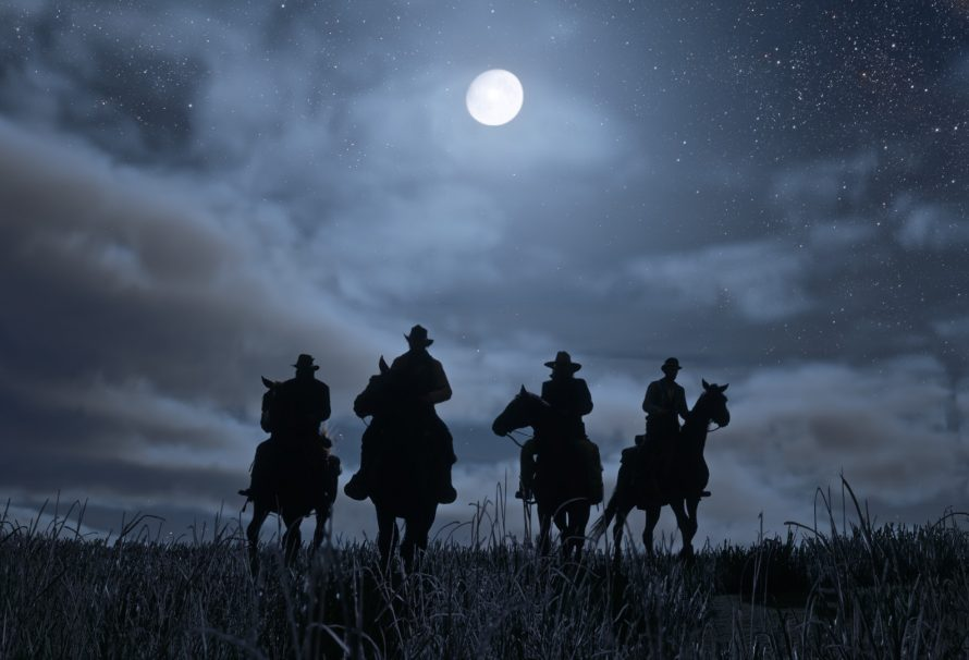 Red Dead Redemption 2 Has Now Been Delayed Until Spring 2018; New Screenshots Released