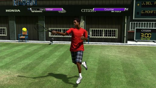 The old Top Spin team is working on Tennis World Tour