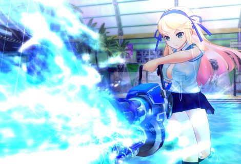 E3 2017: Senran Kagura: Peach Beach Splash is Surprisingly Fun