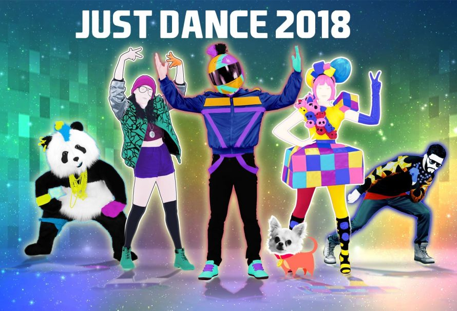 E3 2017: Just Dance 2018 Tracklist Details Confirmed