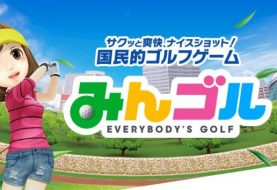 Sony's First PlayStation Mobile Video Game Is Everybody's Golf