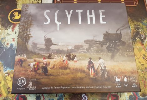 Scythe Review - Strategic Turn Based Brilliance
