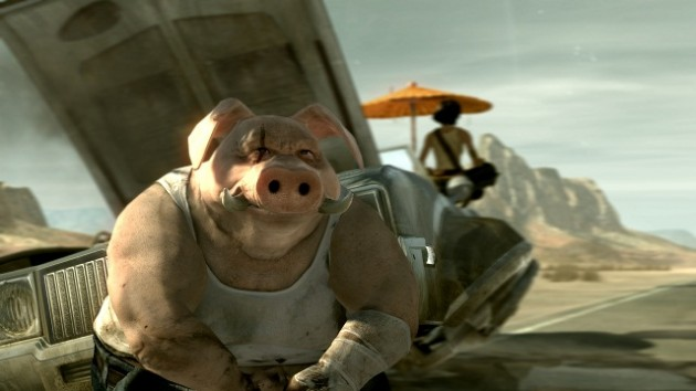 Ubisoft E3 2018: Beyond Good and Evil 2