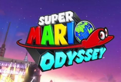 Best Switch Game of 2017 - Super Mario Odyssey