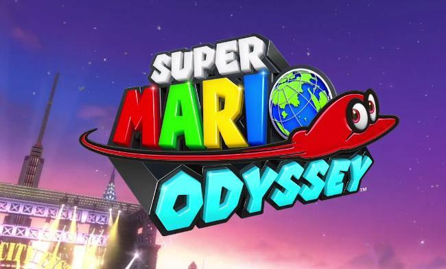 Best Switch Game of 2017 – Super Mario Odyssey