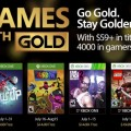 Xbox Games with Gold July 2017 Lineup Has Now Been Confirmed