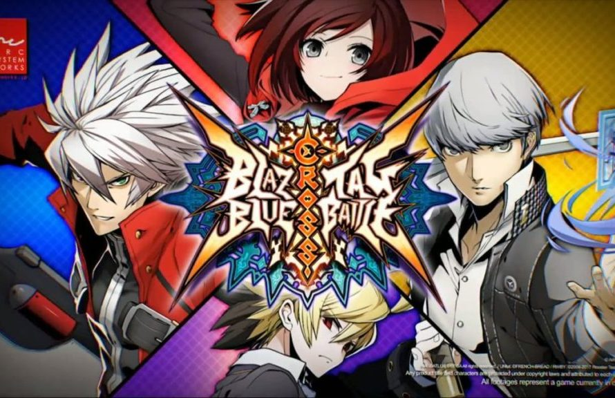BlazBlue Cross Tag Battle Is A Huge Crossover Fighting Game