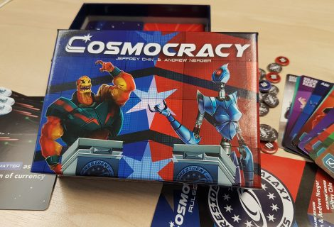 Cosmocracy Review - Stardate 2017, Galactic Fun