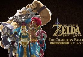 Nintendo Shares Info On The Legend of Zelda: Breath of the Wild The Champions' Ballad DLC