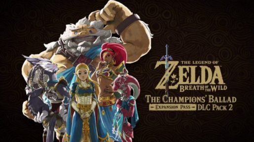 Nintendo Teases New Story-Focused 'Zelda' DLC, 'The Champions' Ballad'