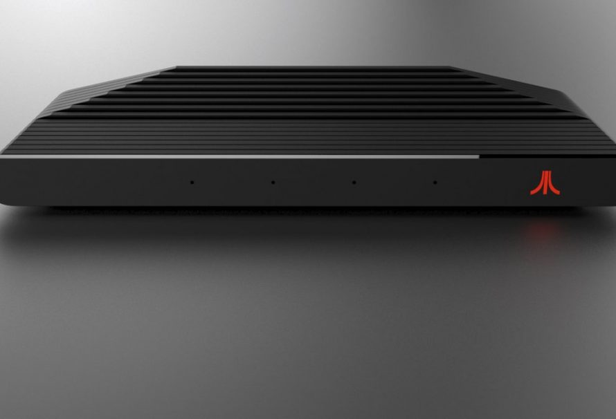 Atari Reveals Its New Ataribox Console