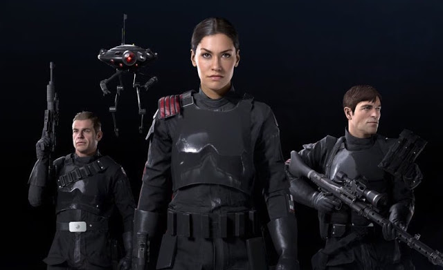 EA Posts More Details About The Single Player Campaign Of Star Wars Battlefront 2
