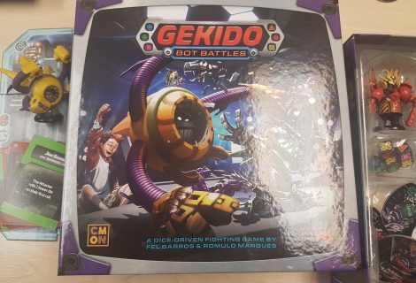 Gekido: Bot Battles Review - Arena Based Awesomeness