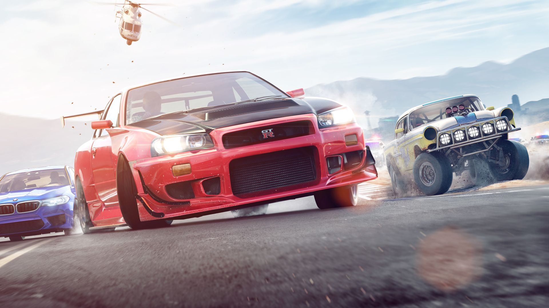 Need For Speed Payback Pre Order Exclusives Revealed At Eb