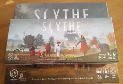 Scythe: Invaders From Afar Review - New Factions, New Fun